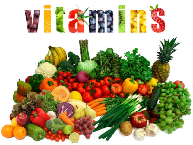 HEALTHY SOURCES OF VITAMINS