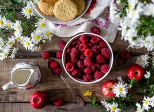 Raspberries to Lose Weight