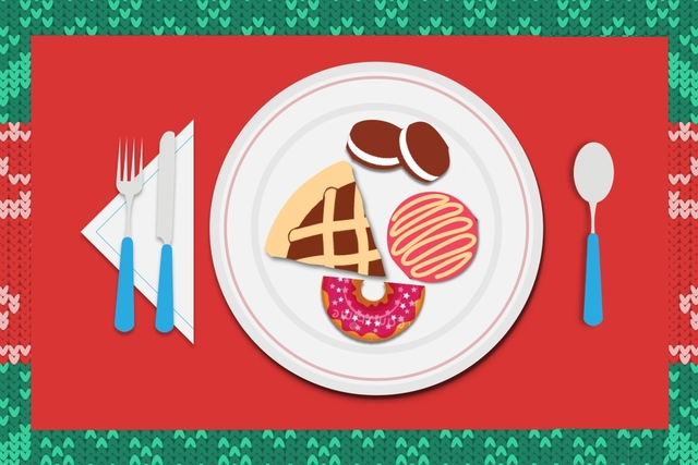 Tips Not to Gain Weight at Christmas