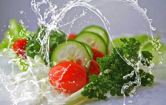 vegetarian menus to lose weight