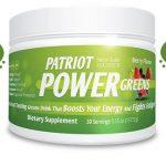 Patriot Power Greens